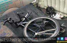 Polisi Buru Pesepeda Motor yang Kejar-kejaran dengan MJ - JPNN.com