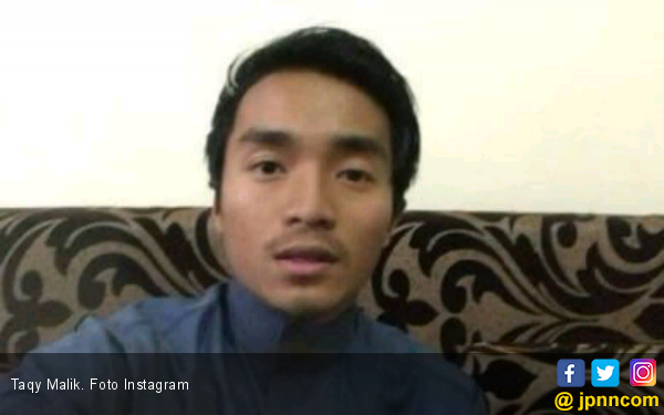 Lepas dari Salmafina, Taqy Malik Sudah mau Nikah Lagi? - JPNN.com