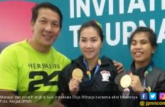 Timnas Angkat Besi Kejar Kuota Olimpiade 2020 via Kejuaraan Dunia - JPNN.com