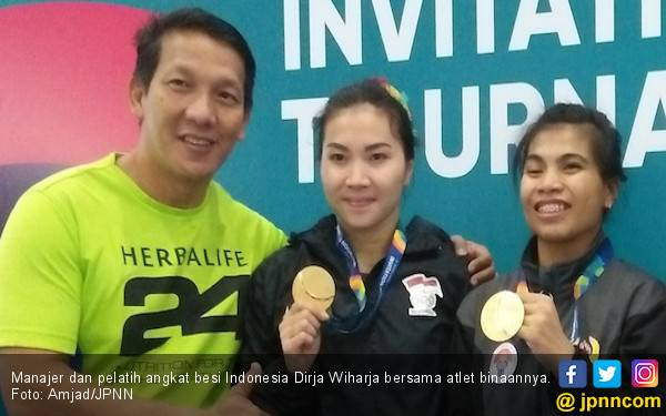 PABBSI Kirim 7 Lifter ke Kejuaraan Dunia, Cuma 1 yang Diberi Target - JPNN.com