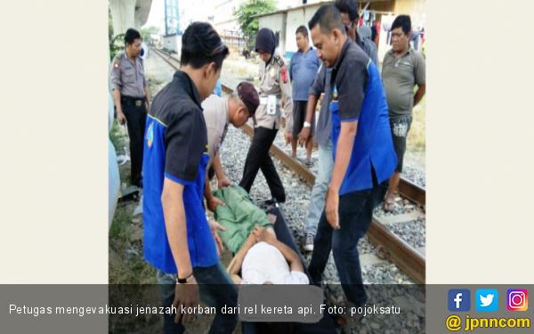 Geri Gunawan Tewas Ditabrak Kereta Argo Bima - JPNN.com