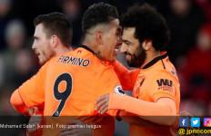 Lihat Betapa Cantiknya Gol ke-22 Mohamed Salah - JPNN.com