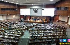 327 Anggota DPR Hadiri Pelantikan Pengganti Zainuddin Amali dan Edhy Prabowo - JPNN.com