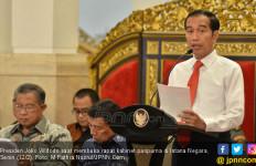 Jokowi Sentil Para Menteri Kabinet Kerja soal Padat Karya - JPNN.com