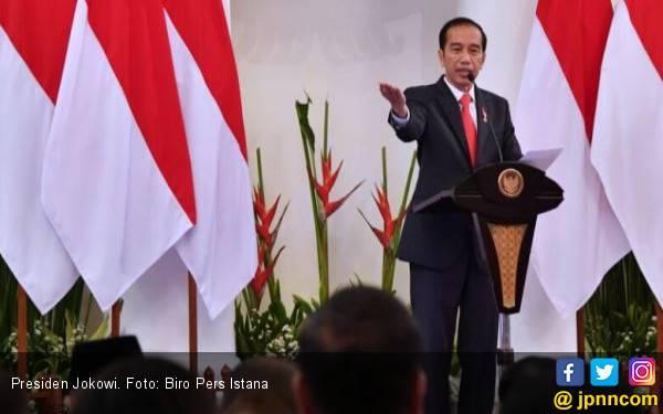 Bismillah, Rakernas PDIP Putuskan Usung Jokowi Lagi - JPNN.com