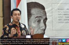 Yusril Sangat Berpengalaman, Diaz Hendropriyono Punya 3 Gelar Master dari AS - JPNN.com
