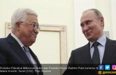 Tak Percaya AS, Palestina Merapat ke Kremlin - JPNN.com