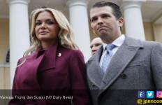 Donald Trump Junior Digugat Cerai Istri, Kasihan - JPNN.com