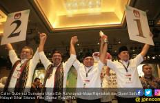 Pidato Gatot Diklaim Jadi Penentu Kemenangan Edy di Sumut - JPNN.com