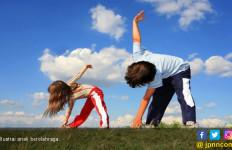 5 Kebiasaan Sehat Orang Tua Berikut ini Bisa Ditiru Anak - JPNN.com