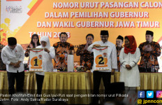 Quick Count: Khofifah-Emil Unggul Sementara - JPNN.com