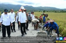 Pak Jokowi Ngebet Padat Karya Tunai Bisa Genjot Daya Beli - JPNN.com