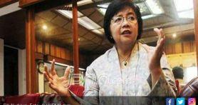Gerak Cepat Menteri Siti Nurbaya Sikapi Dugaan Perusakan Lingkungan Akibat Revitalisasi Monas