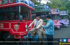 Bus Bandros Tambah Banyak, Liburan di Bandung Makin Asyik - JPNN.com