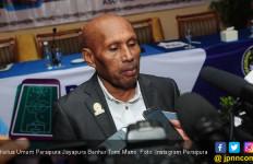 Persipura Berharap Kegaduhan di PT LIB Tak Terulang Lagi, Takut Pemerintah Marah - JPNN.com