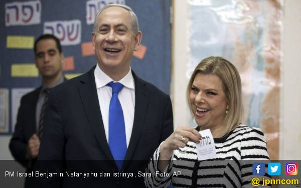Kampanye di Masjid, Netanyahu Tegaskan Israel Tidak Akan Pergi dari Hebron - JPNN.com