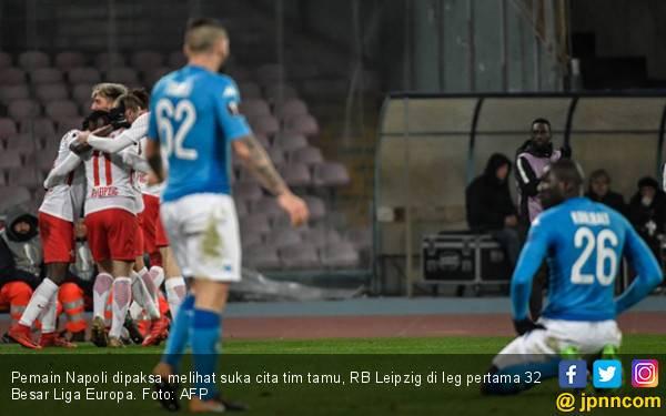 Hasil Leg Pertama 32 Besar Liga Europa, Kasihan Italia - JPNN.com