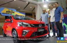 Persaingan Ketat, Daihatsu Hanya Jual All New Sirion 1.300cc - JPNN.com