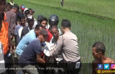 Rambu Peringatan Tak Bersuara, Sejoli Ditabrak Kereta Api - JPNN.com