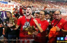Marko Simic Lelang Medali Juara Liga 1 2018 Bersama Persija, Ada Apa? - JPNN.com