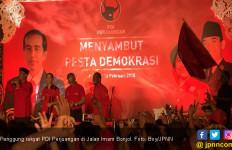 PDIP Sulap Jalan Imam Bonjol jadi Panggung Rakyat - JPNN.com