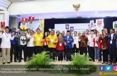 Indomedia Petakan Persaingan Caleg Nasionalis PDIP, PSI, dan Nasdem di 80 Dapil - JPNN.com