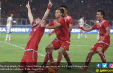 Piala AFC, Persija Siapkan 2 Formasi Lawan Tampines Rovers - JPNN.com