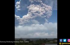 Please, Jadikan Kondisi Sinabung sebagai Bencana Nasional - JPNN.com