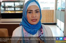 Berhijab, Ikke Nurjanah Kerap Dikritik Anak - JPNN.com
