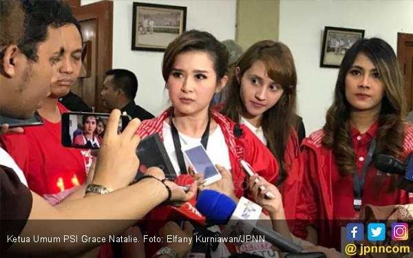 Alasan Grace & Tsamara Jagokan Mahfud Jadi Cawapres Jokowi - JPNN.com