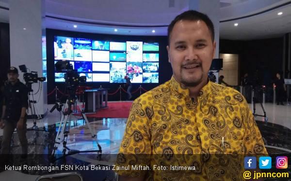 Kirim 300 Peserta, Bekasi Siap Ramaikan FSN 2018 - JPNN.com