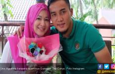 Cara Suami Okie Agustina Terhindar dari Cewek Penggoda - JPNN.com