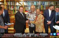 Akbar Tanjung Berharap Ilham Habibie Masuk di Kabinet Jokowi-Ma'ruf - JPNN.com