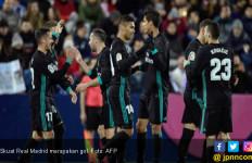 Sikat Leganes, Real Madrid Naik ke Tangga Ketiga - JPNN.com