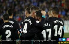 Sergio Ramos: Real Madrid Belum Melupakan La Liga - JPNN.com