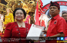 PDIP Gelar Rakernas di Bali, Wayan Koster Happy - JPNN.com
