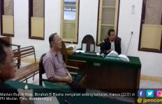 Mantan Bupati Nias Dituntut 8 Tahun Penjara - JPNN.com