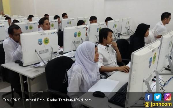 Honorer K2 Siapkan Aksi Protes Saat Tes CPNS Umum - JPNN.com