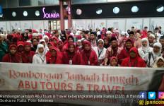 Pelan Tapi Pasti, Abu Tours Terus Berangkatkan Jemaahnya - JPNN.com