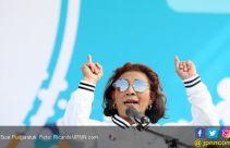 Bu Susi Pudjiastuti Sudah Tinggalkan Rumah Dinas Menteri? - JPNN.com