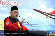 Debat Cagub Jateng Singgung Capres, Bang Zul Protes - JPNN.com