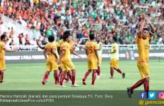 Sriwijaya FC vs Arema FC, Ambisi Tinggi Angkat Trofi - JPNN.com