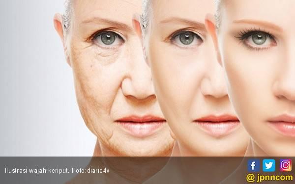 7 Kebiasaan Ini Bikin Wajah Anda Keriput Loh - JPNN.com