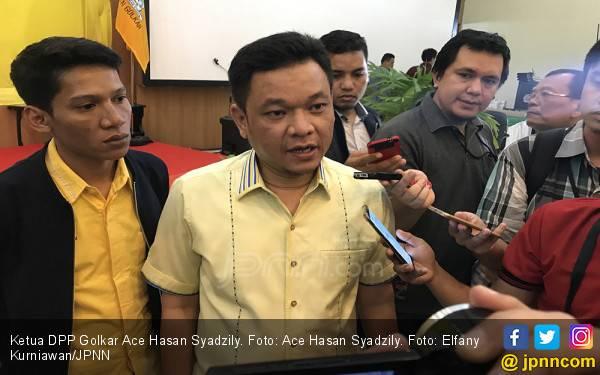 Ace Hasan Dinilai Tidak Paham Aturan Golkar - JPNN.com