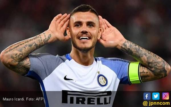 Tur ke Asia, Inter Milan Coret Nama Mauro Icardi - JPNN.com