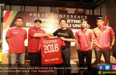 Elevenia Jadi Situs Ecommerce Resmi Bali United - JPNN.com