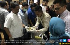 Usut Rekam Jejak Kapal Narkoba, Polri Gandeng Polisi China - JPNN.com