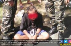 Mondar-mandir di Sekitar Musala, Ditangkap Banser, Isi Tas.. - JPNN.com
