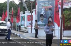 Pasang Foto Bung Karno, Timses Gus Ipul-Puti Kena Semprit - JPNN.com