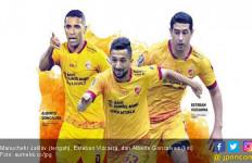 Trio JEB Sriwijaya FC Masih Butuh Chemistry - JPNN.com
